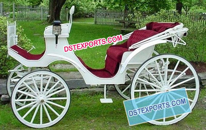 Victoria Horse Carriages Manufacturer