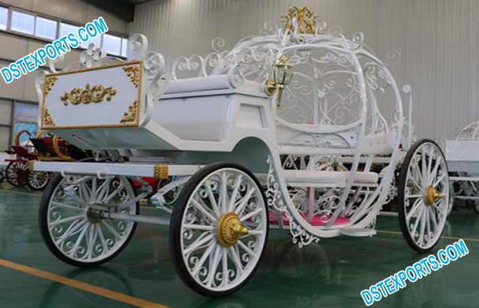Cinderella Horse Carriages Manufacturer