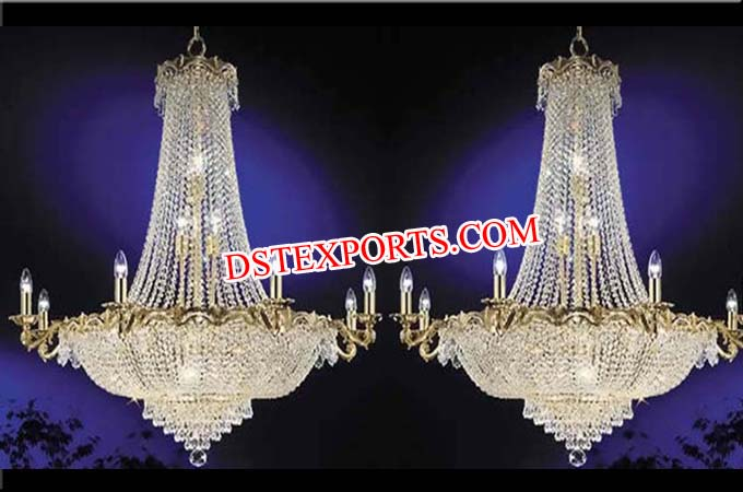 Wedding Crystal Decoration And Shendliar