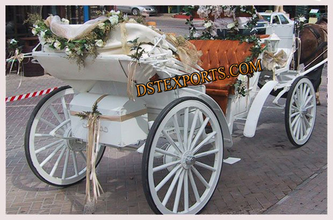 Beautiful Wedding Carriages