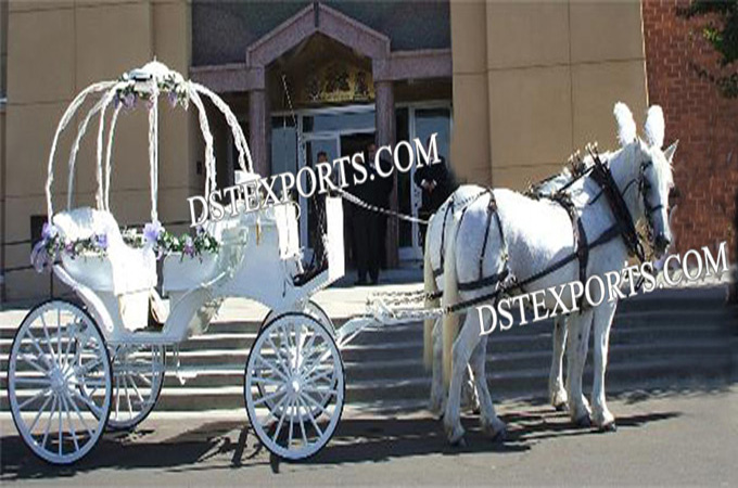 Spanish Wedding Carriages