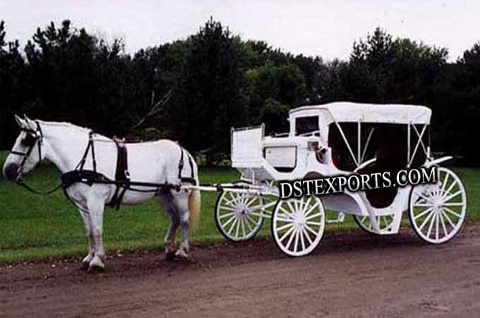 Victorian Horse Carriages
