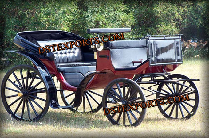 Commercial Victoria Carriages