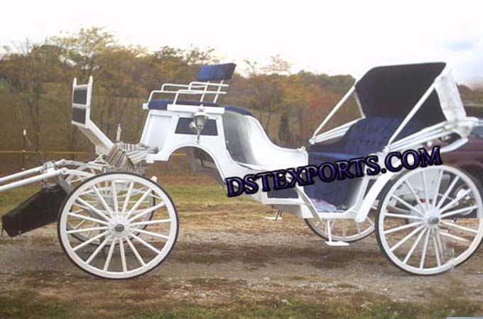 Fancy Horse Carriages