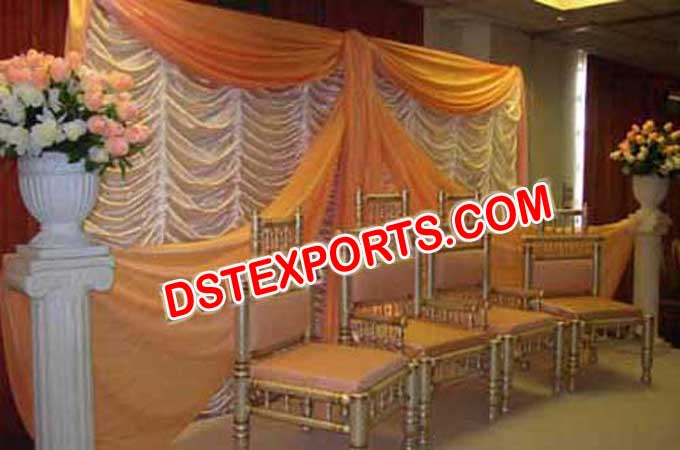 Backdrop Curtains For Wedding Stage Decoration