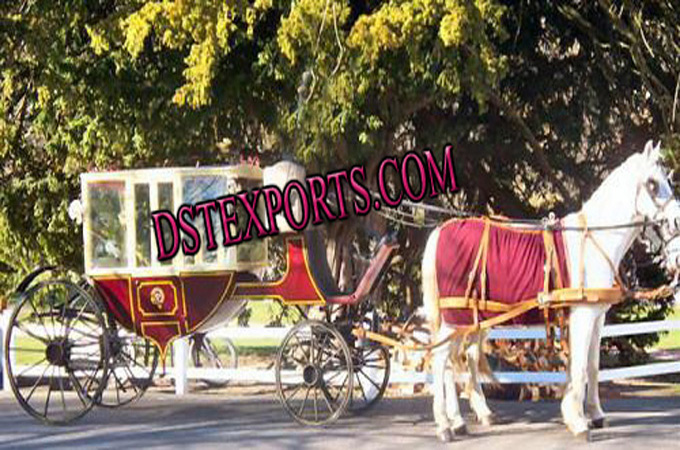 Beautiful Royal Wedding Carriage For Sale