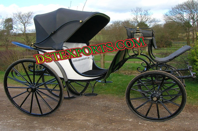 Wedding Black Carriages