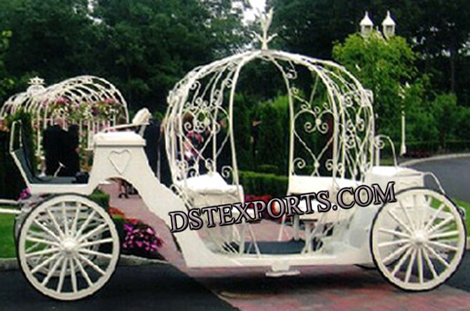 Cinderella Latest Horse Carriage