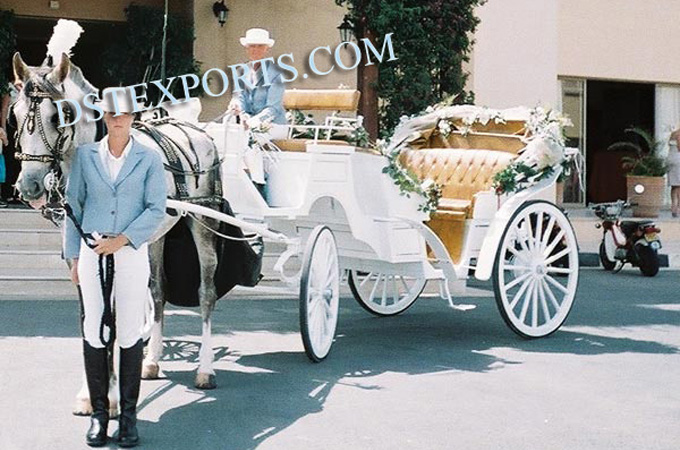 New Cyprus Wedding Carriages