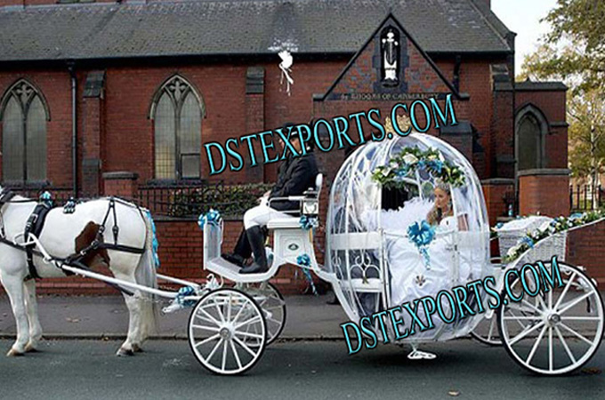 New Wedding Cinderella Carriages