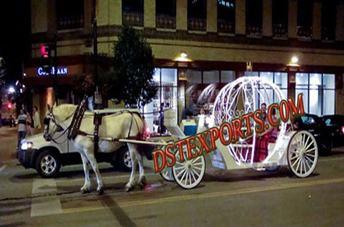 New Bride Cinderella Carriages