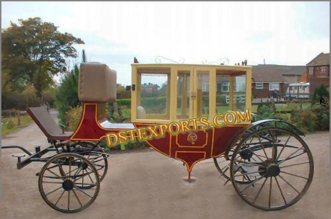 Latest Designer  Royal Covered Carriages