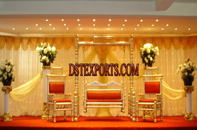 Wedding Elegent New Swing Stages