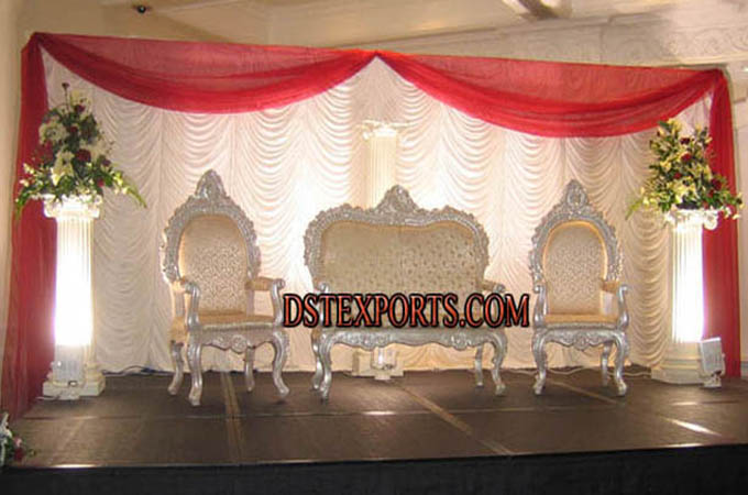Asians Wedding Pearl Furniture