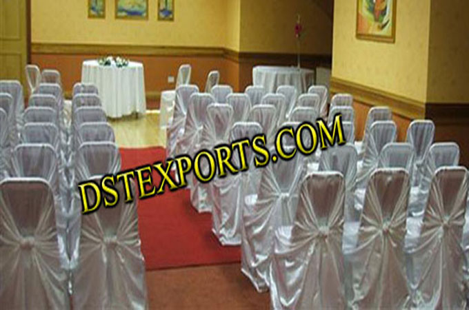 Wedding Banquet Hall Chair Covers