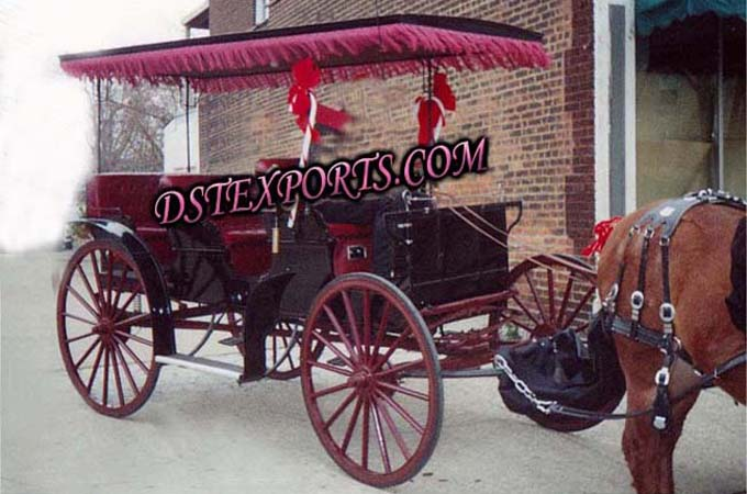 New Wedding Festival Carriage