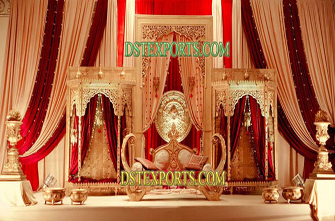 Jodha Akbar Wedding Stage Set