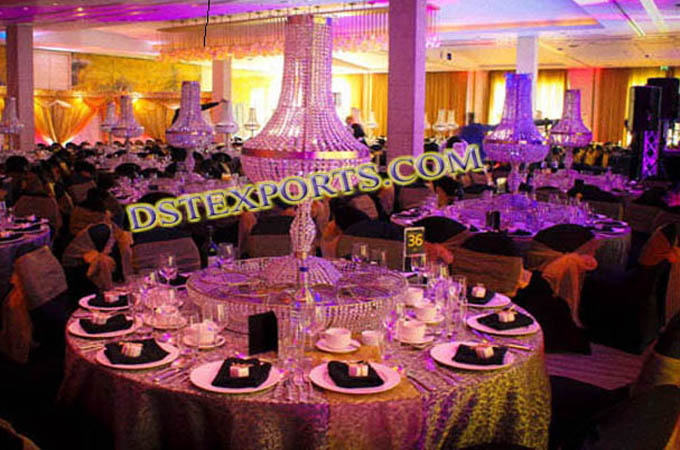 Wedding Crystal Center Piece Decoration
