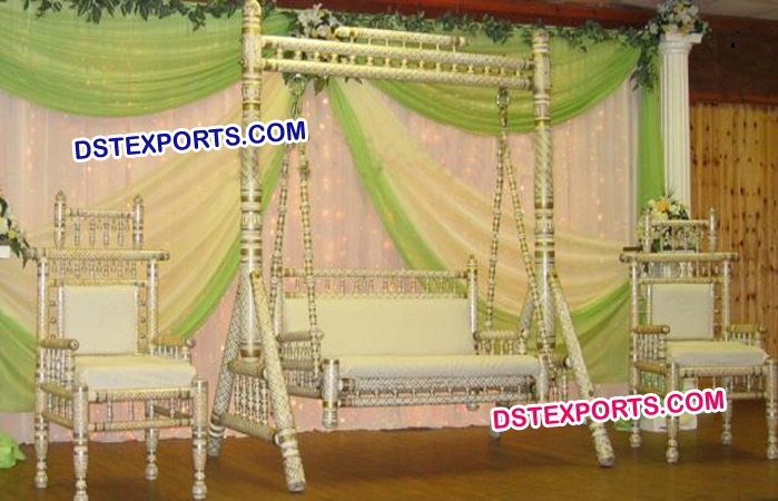 Designer New Sankheda Swing