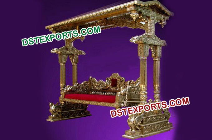 Mayur Swing For Wedding Stage Decoration