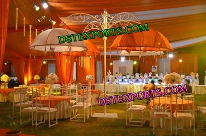 Wedding Hanging Umbrellas For Decoration