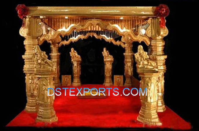 Wedding Golden Devdas Mandapan