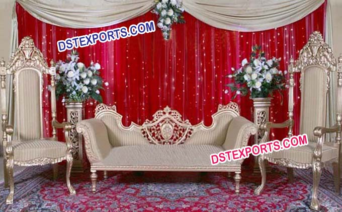 Muslim Wedding Stylish Furniture