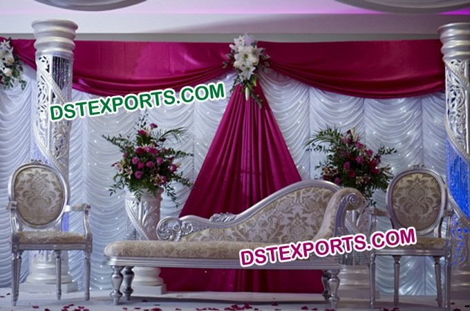 Best Wedding Furniture Stage Set