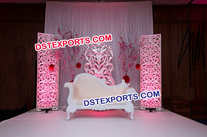 Wedding Backdrop Panels Set