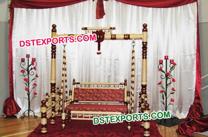 Wedding Jhula Decoration