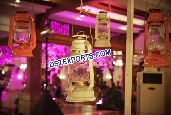 INDIAN WEDDING DECORATIVE LAMPS