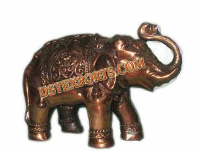 Decorated Elephant Statue