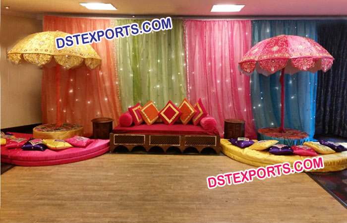 Sangeet Wedding Decoration