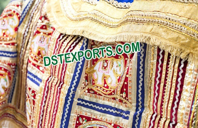 Wedding Ghori Costume Decoration
