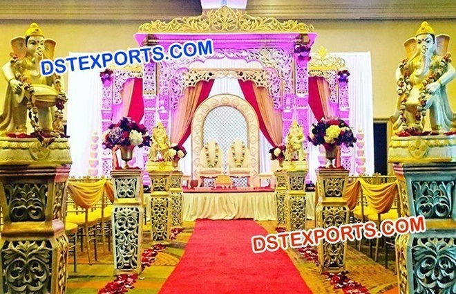 Jodha Akbar Decoration Mandap