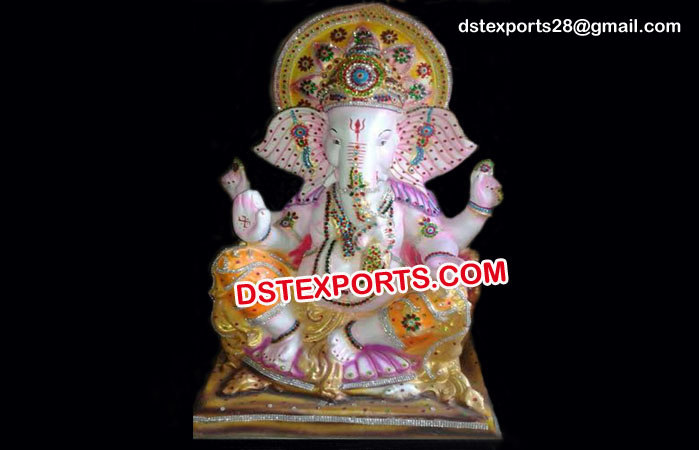 Wedding Welcome Ganesha Statues