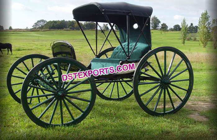 Two Seater Buggy Carriages