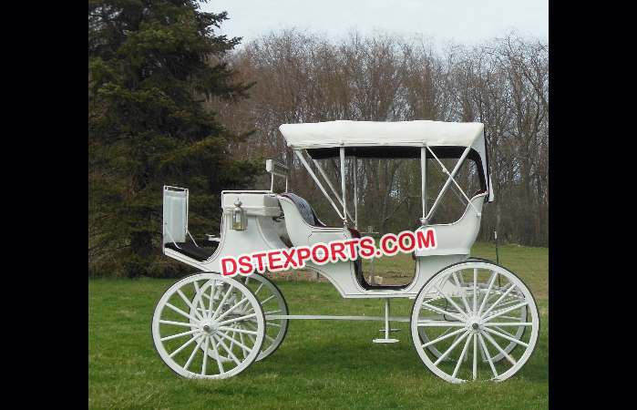 New Victoria Horse Carriage