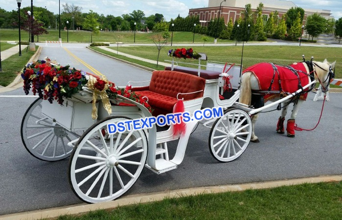 New Victoria Horse Carriages