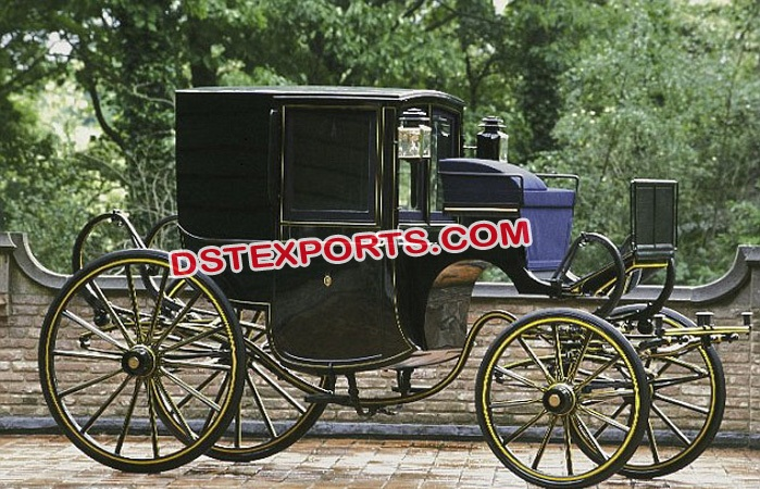 Antique Small Type Carriage
