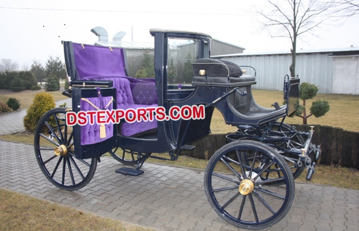 Two Seater Horse Drawn Carriage