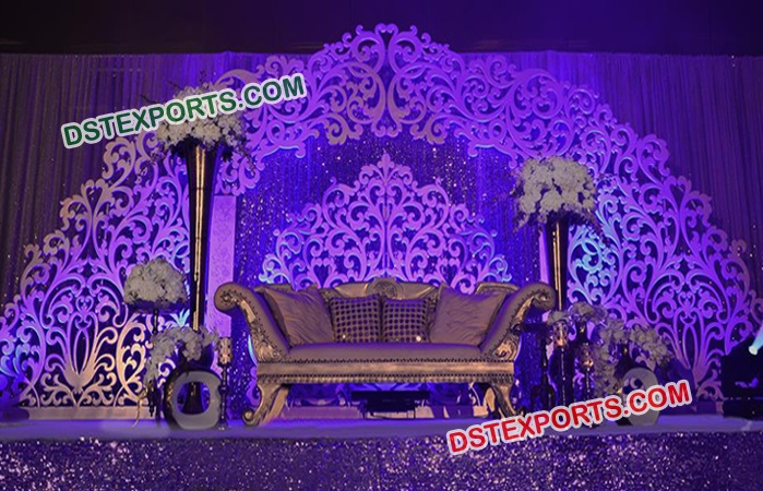 Best Event Wedding Stage Backdrop