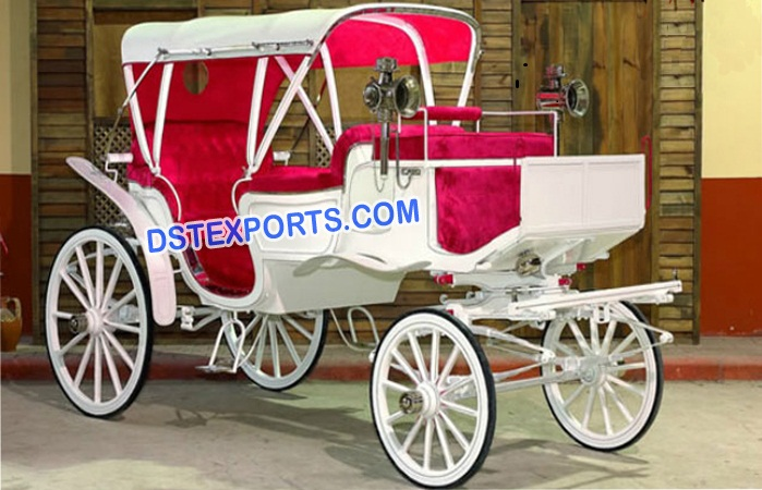 Royal Victoria Horse Carriage Buggy