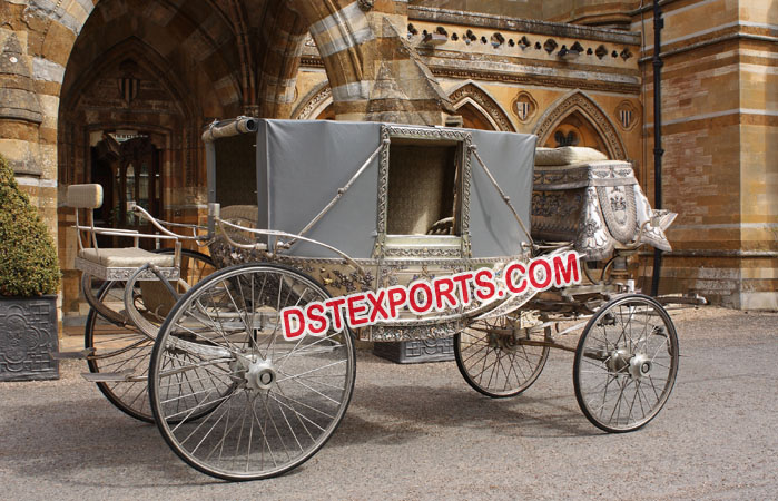 Royal Box Type Horse Carriages