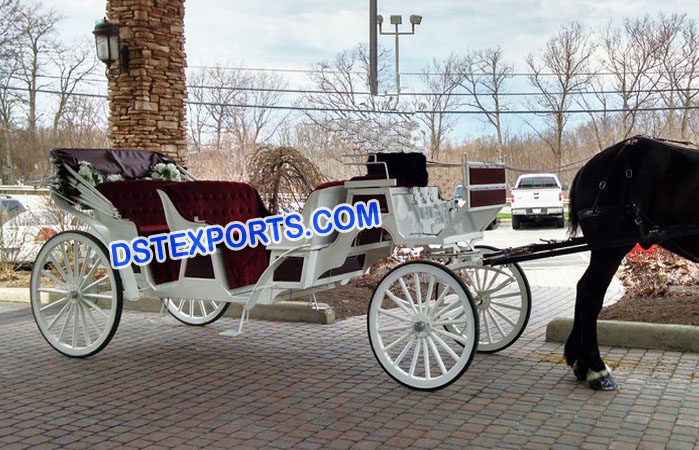 New Victoria Horse Buggy