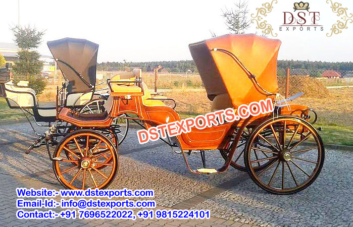Latest Horse Drawn Carriages For Sale