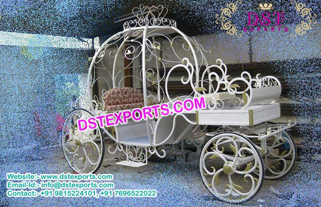 Beauty Queen Wedding Cinderella Buggy