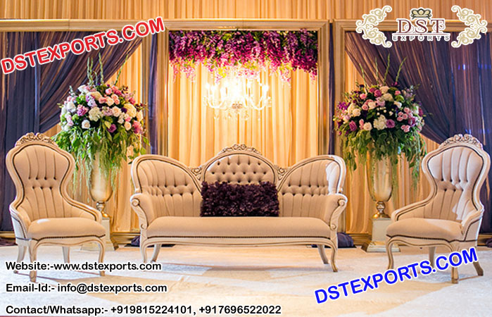 Ideal Wedding Stage Furniture