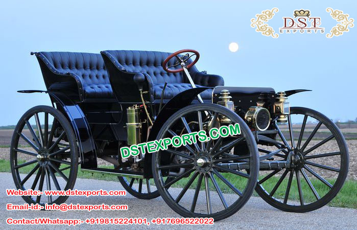New Style Horse Drawn Carriage UK