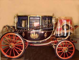 Royal Wedding Carriages